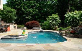 Cabrera Contracting - Cortlandt Manor NY -02 - Swimming Pool