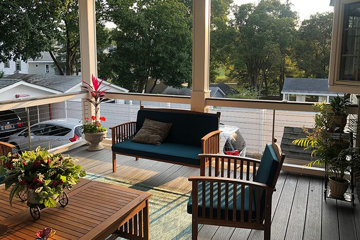 Cabrera Contracting - Cortlandt Manor NY-02-02 - Deck
