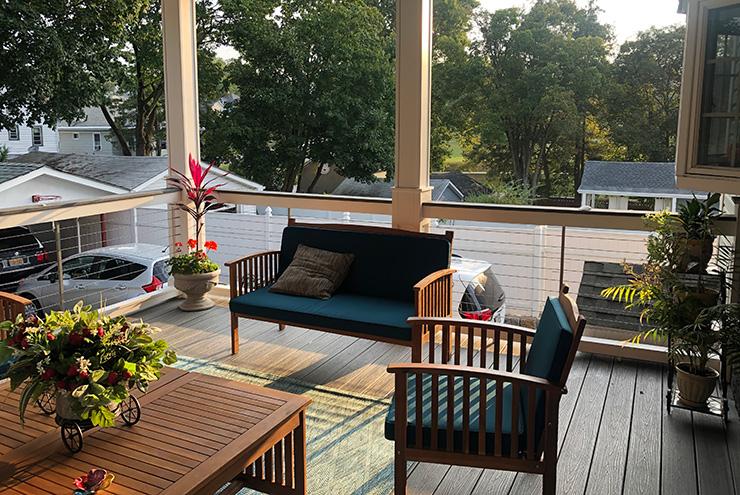 Cabrera Contracting - Cortlandt Manor NY-02-02 - Deck